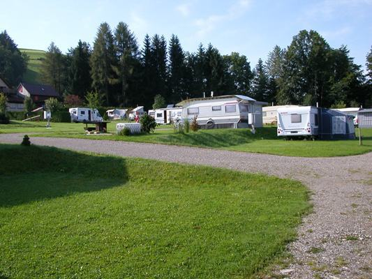 Campingplatz Bächli