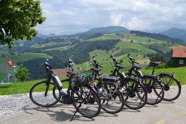 E-Bike Vermietung Hemberg