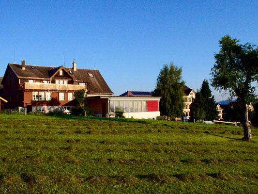 Ferienwohnung Hochalp Alpenblick