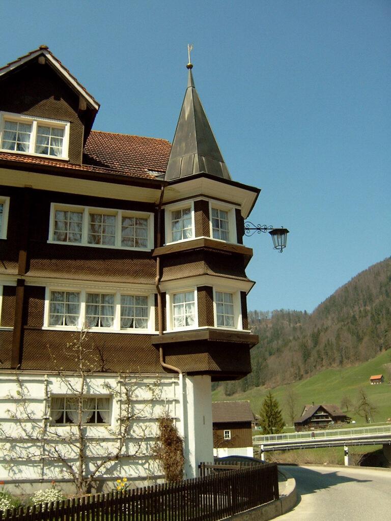 Kulturweg Neckertal Turmhüsli