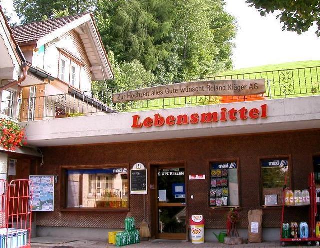 Dorfladen Maxi Bächli