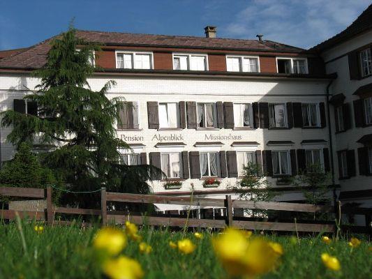 Pension Alpenblick Hemberg