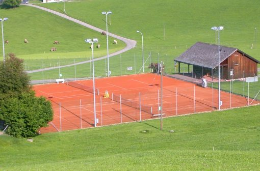 Tennisplatz Bächli