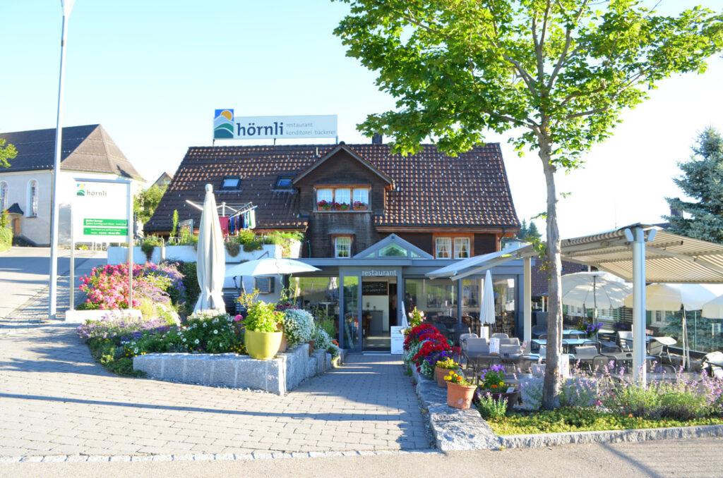 Restaurant Konditorei Bäckerei Hörnli
